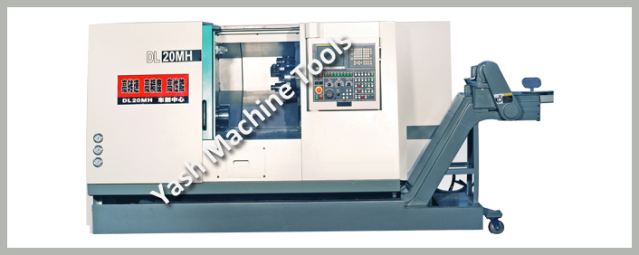 WM SERIES SLANT BED CNC LATHE