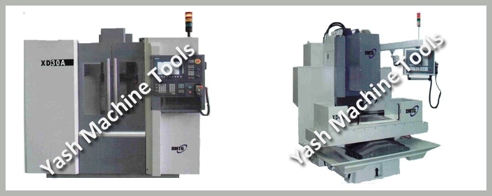WM SERIES VERTICAL CNC MILLING MACHINE