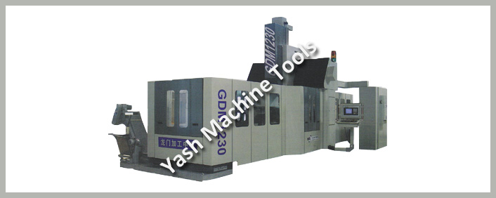 WM SERIES GANTRY TYPE MACHINING CENTER