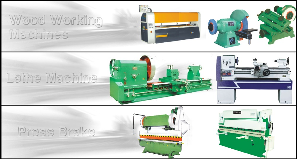 Machine Tools for Various Industries