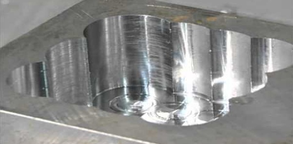 Depth Metal Processing
