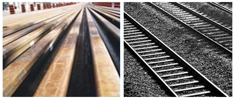 High Tensile Materials for Making Rail Components