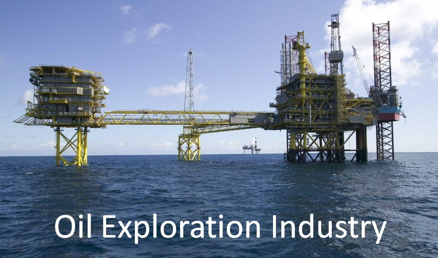 oil exploration industry