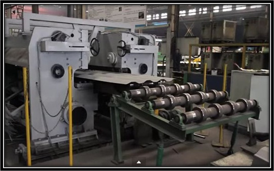 Machines used in container manufacture