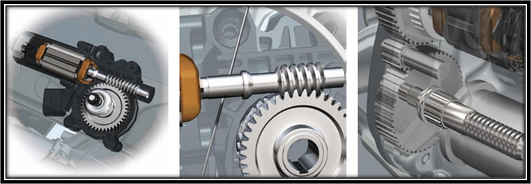 Rack and pinion systems machining