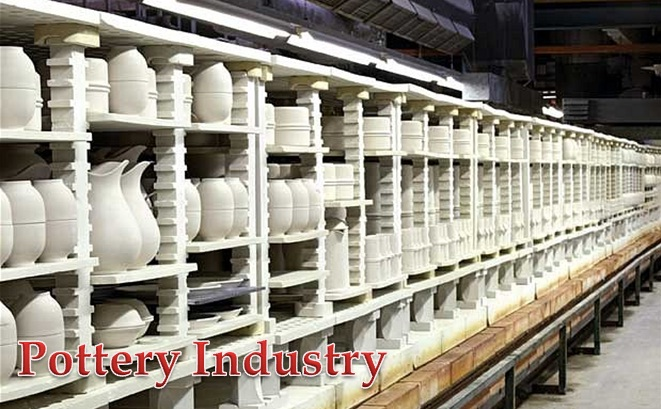 Engine Turning Lathe Machines Adaptations In Pottery Industry