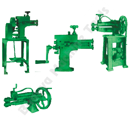 universal swaging machine
