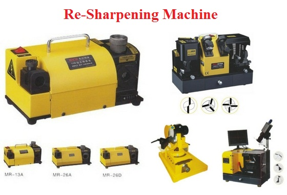 Re-Sharpening Machine