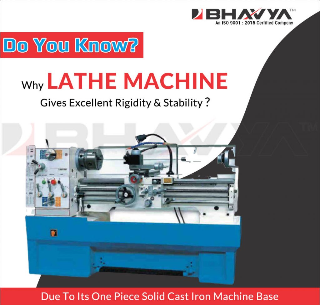 Why Lathe Machine